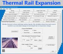 Thermal Rail Expansion