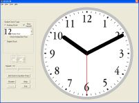 Software Fast Clock for Model Railroaders